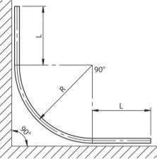 bocht rails