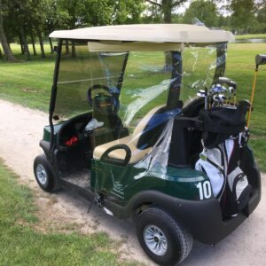 golfcar bescherming